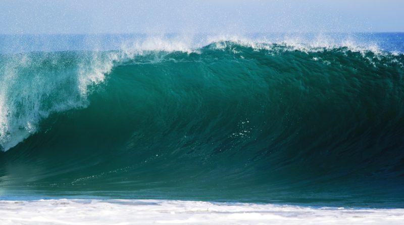 energy of ocean tide