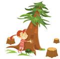 deforestration